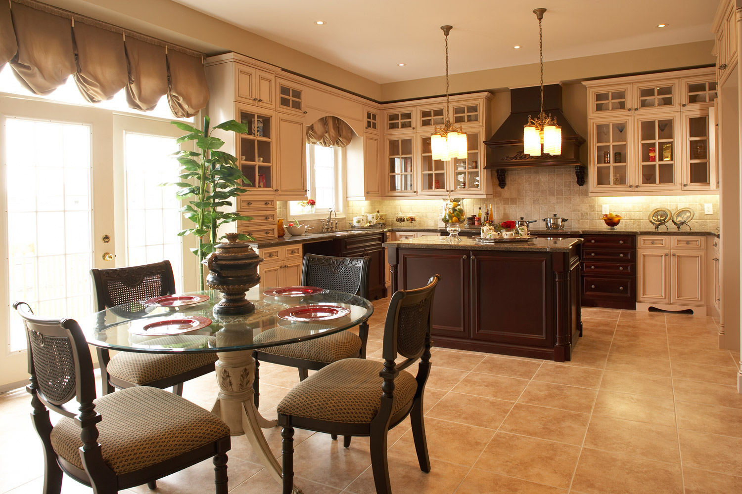 Pulte Homes Kitchen Design