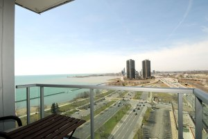 Spectacular Balcony