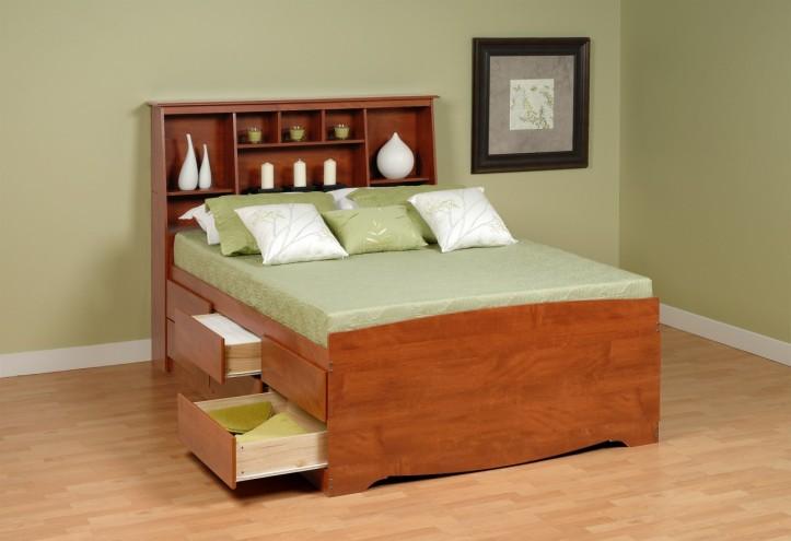 _Headboard Bed