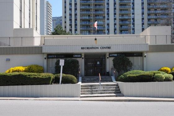 Recreation center at 260 Seneca Hill Dr