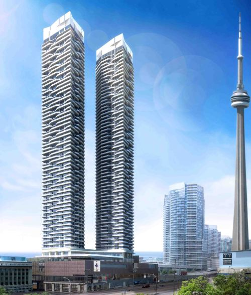 Harbour Plaza Residences Towers