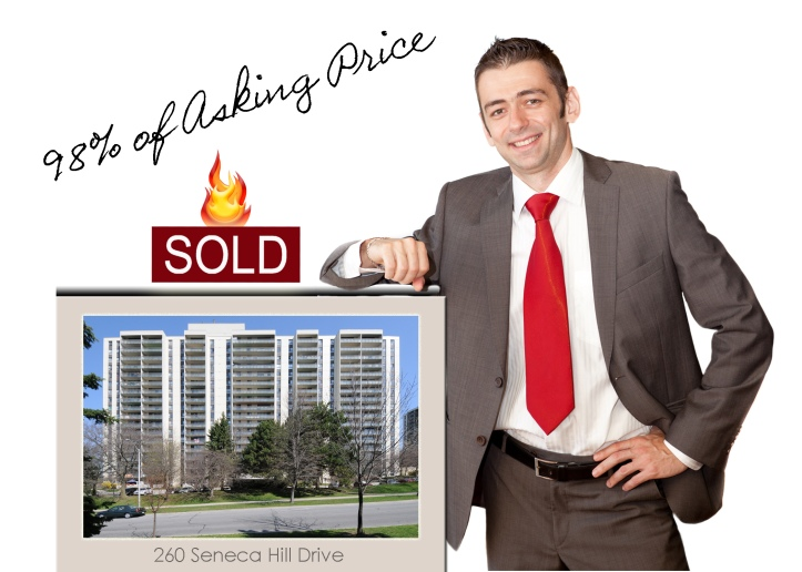 260 Seneca Hill Condominium Sold by Nikolay Klyushkin