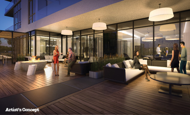 outdoor-terrace at BIYU Condos by Nikolay Klyushkin
