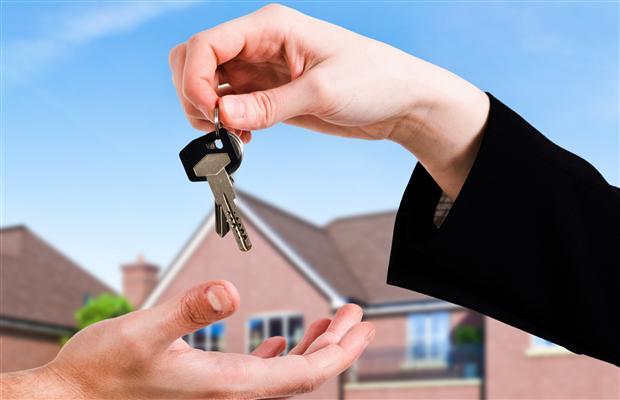 getting keys before deal closes