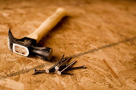 Buyer renovates property before closing
