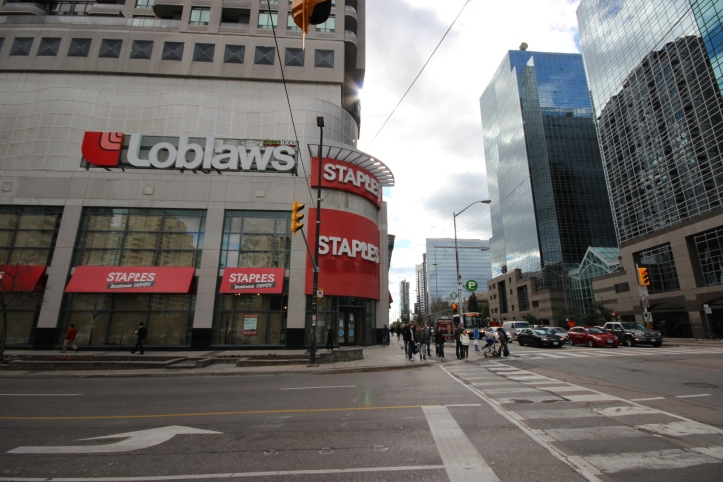 Loblaws Supermarket Empress Walk