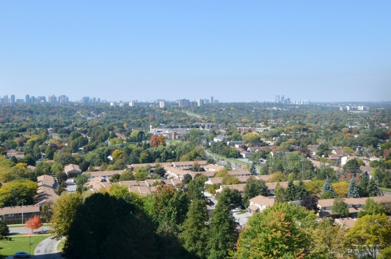 View from 350 Seneca Hill Drive