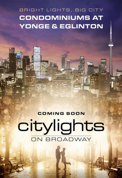 City Lights on Broadway Condos