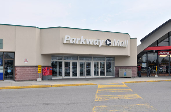 Parkway Mall