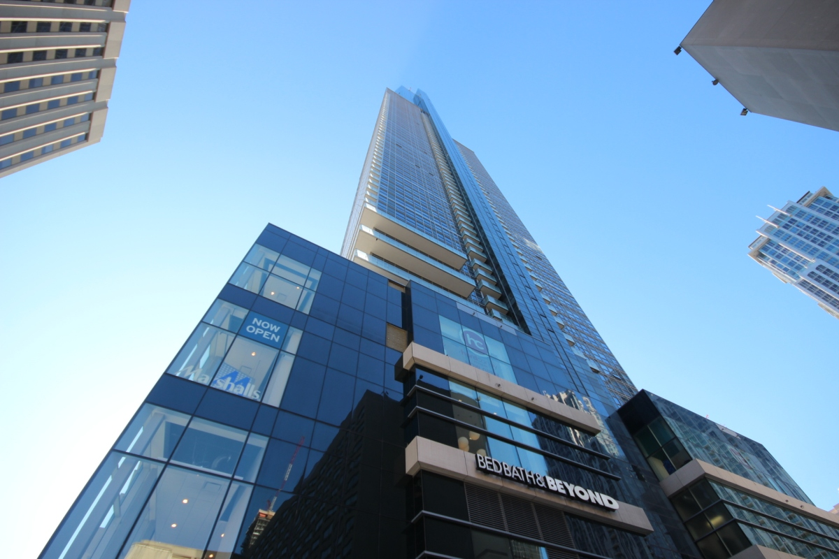 Aura Condominiums- 388 Yonge St Unit 1605 For Sale