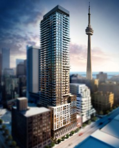 101 Peter Street Condos for sale by Nikolay Klyushkin